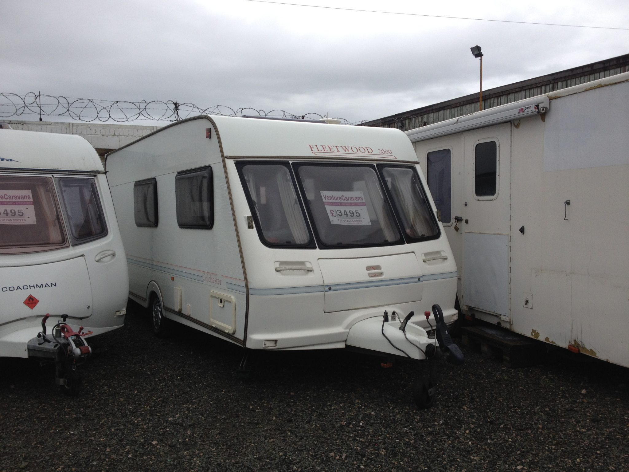 Amazing Fleetwood Caravans For Sale