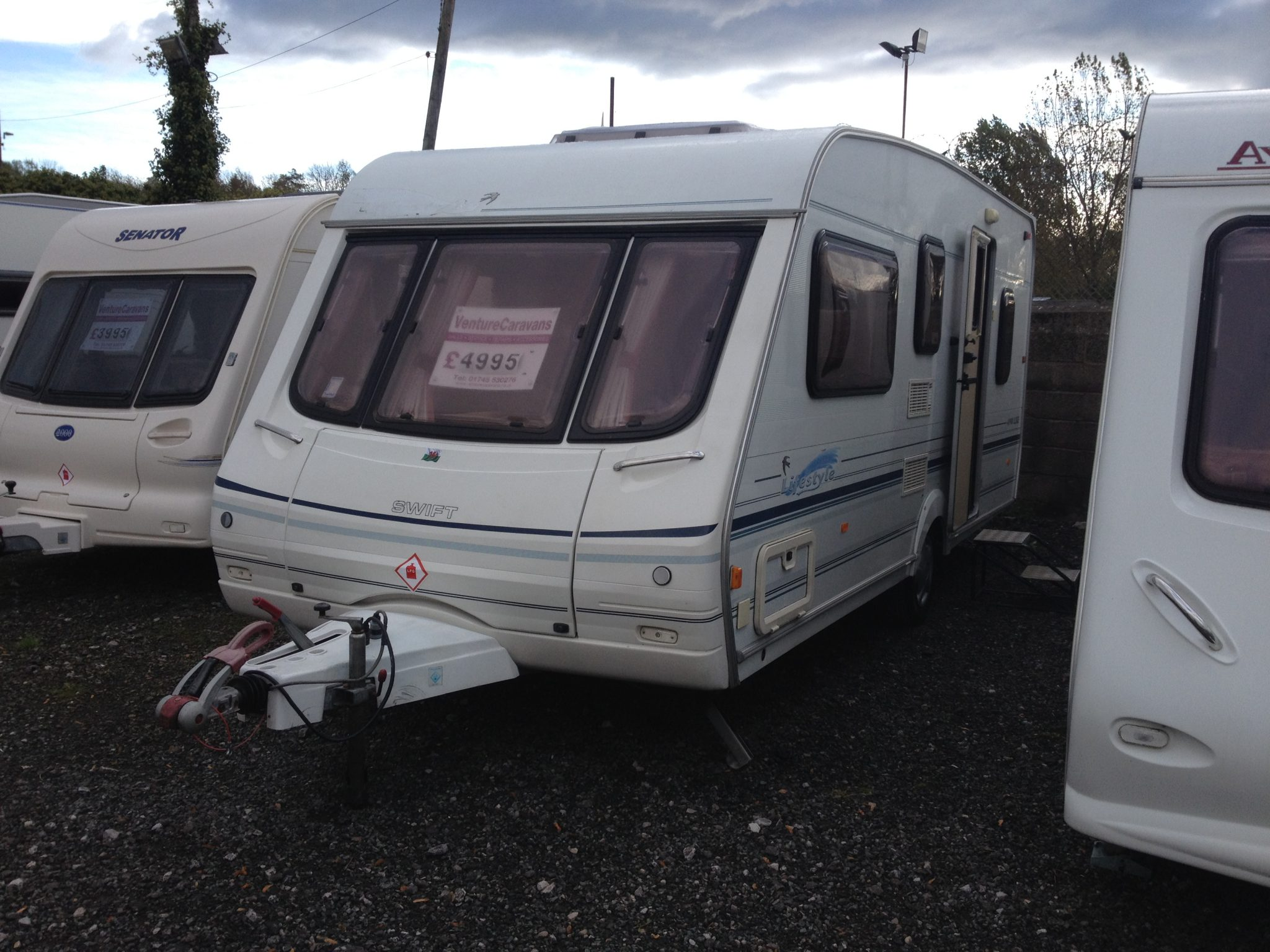 Swift Lifestyle 5 Berth